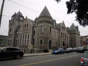 St John's Courthouse