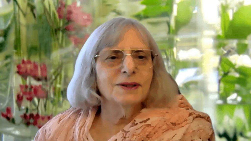 Portrait of Marvyne Jenoff