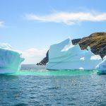 ICEBERG TRIO by Lorraine Gallant of Canada