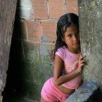 ROCINHA GIRL by Arnie Bose